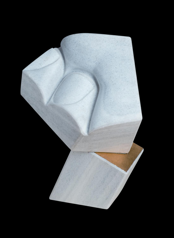 Bencsik István: Genezis 2005, vietnámi fehér márvány