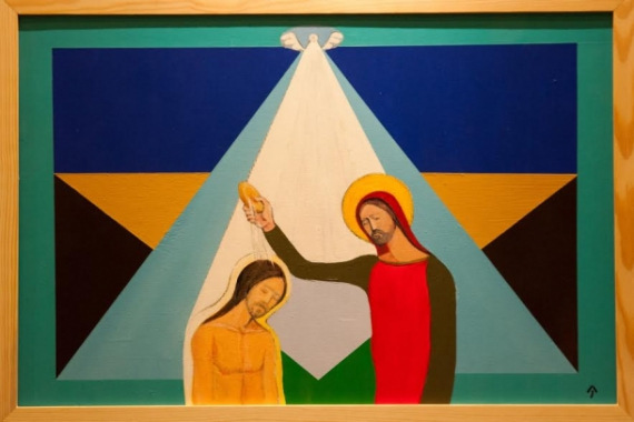 Aknay János: Krisztus születése