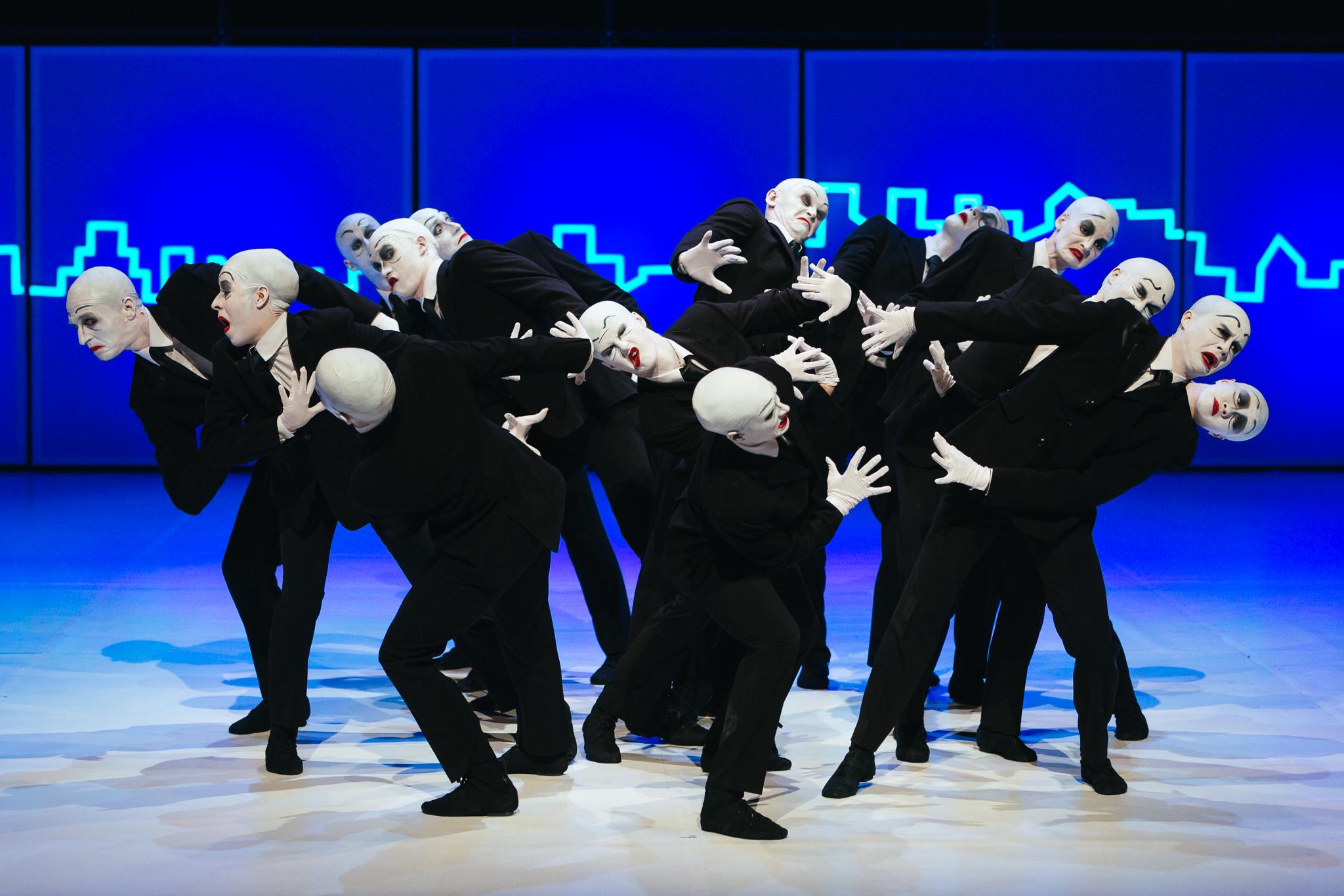 Szegedi Kortárs Balett – Nemzeti Táncszínház – Abszurdia