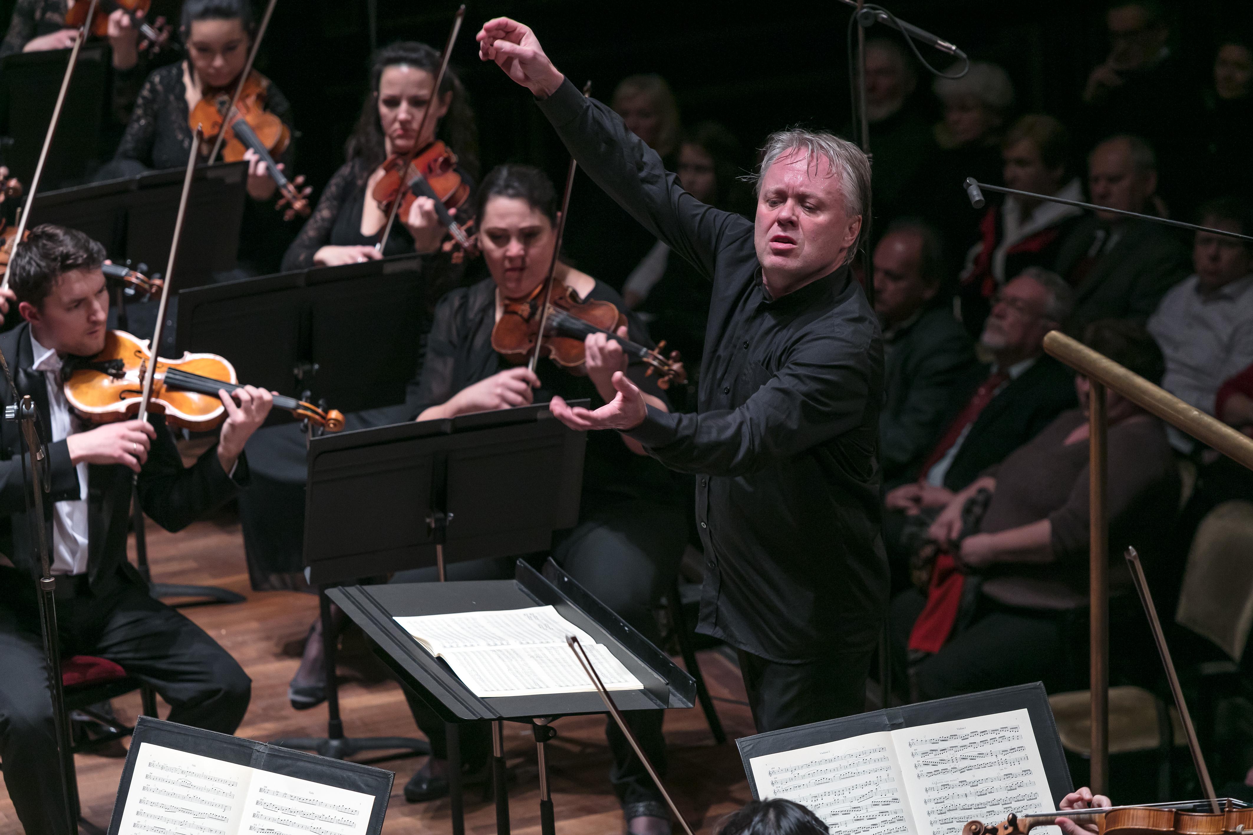Arvid Engegard – Fotó: Benkő Sándor / Concerto Budapest
