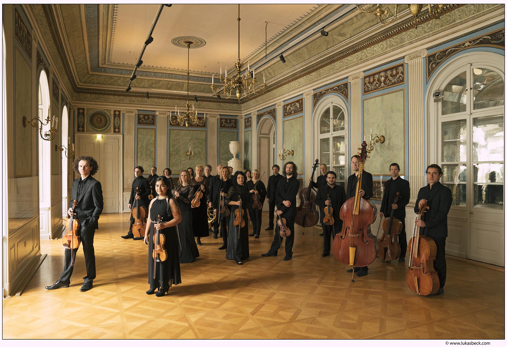 Haydn Philharmonie – Fotó: Lukas Beck