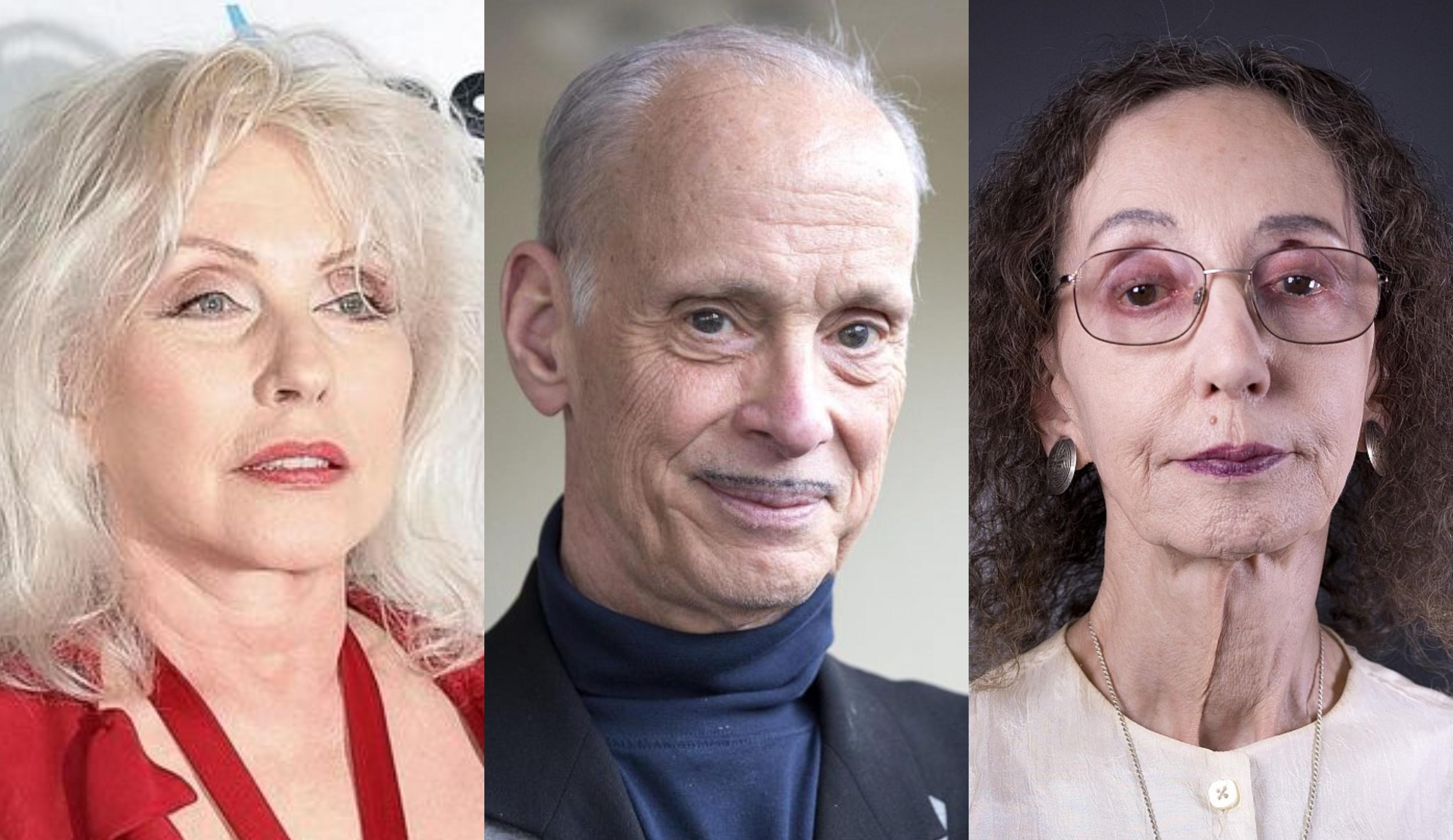 Debbie Harry, John Waters és Joyce Carol Oates