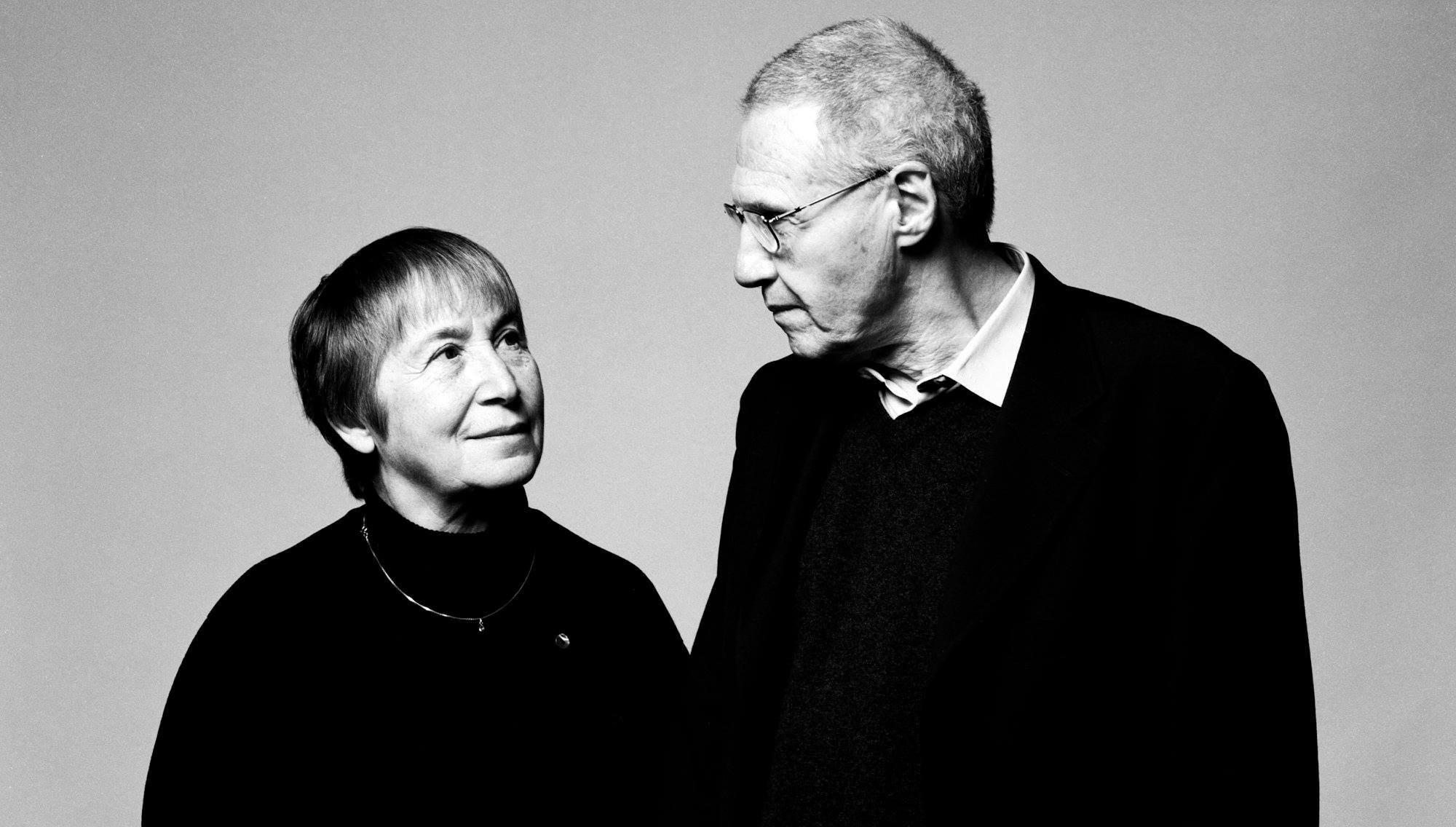 Kurtág Márta és Kurtág György – Fotó: Marco Borggreve