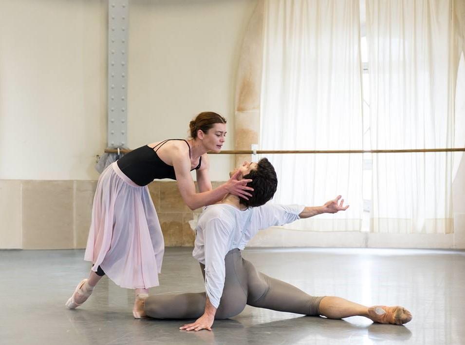 Fotó: Julien Benhamou – Opera de Paris