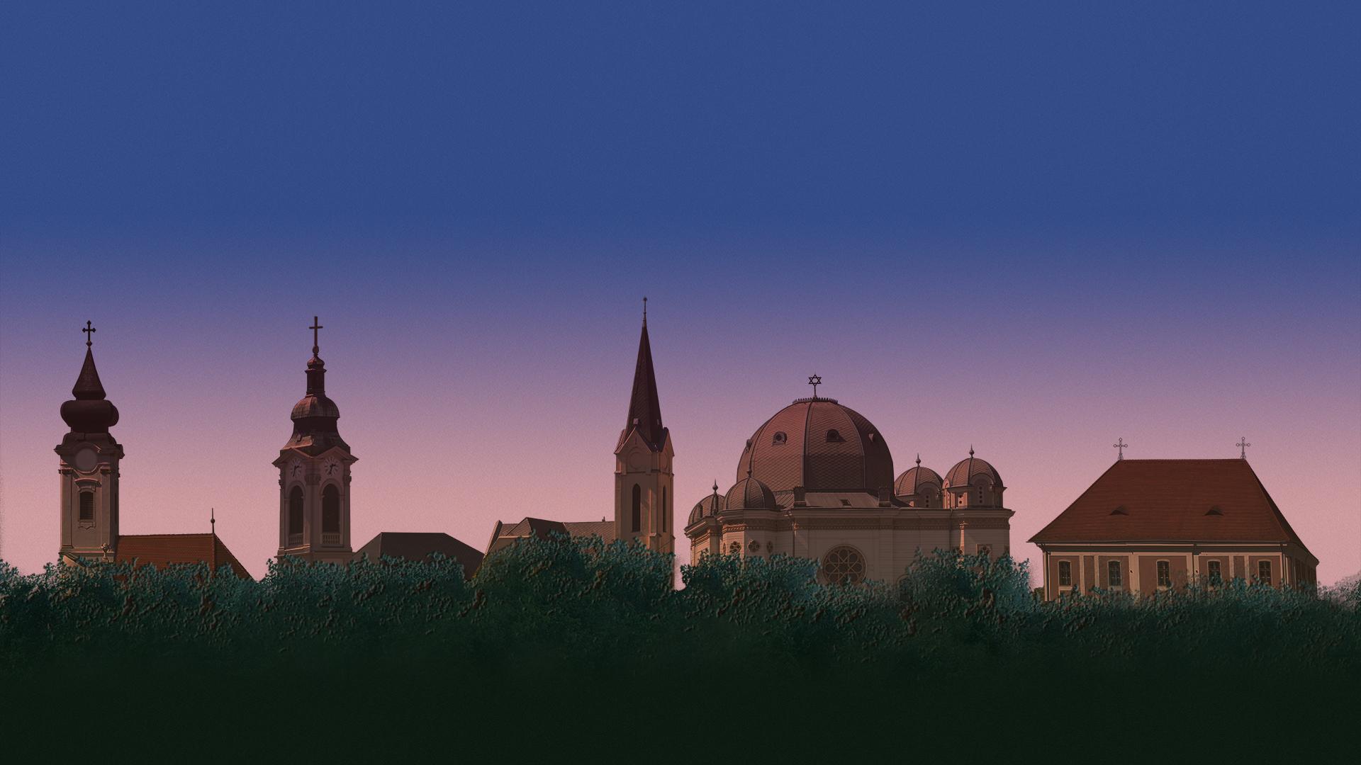 Jön az Öt Templom Fesztivál!