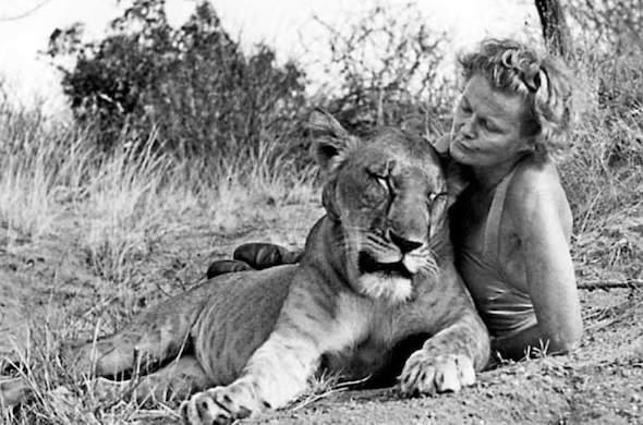 Joy Adamson – Fotó: Elsa Conservation Trust