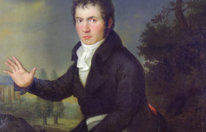 Joseph Willibrord Mähler: Beethoven