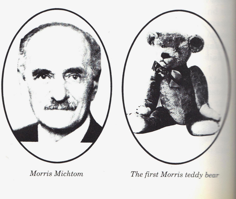 Morris Michtom és az első mackó