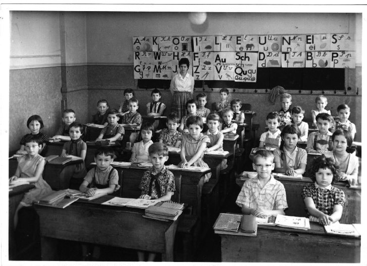 A német osztály – nélkülem