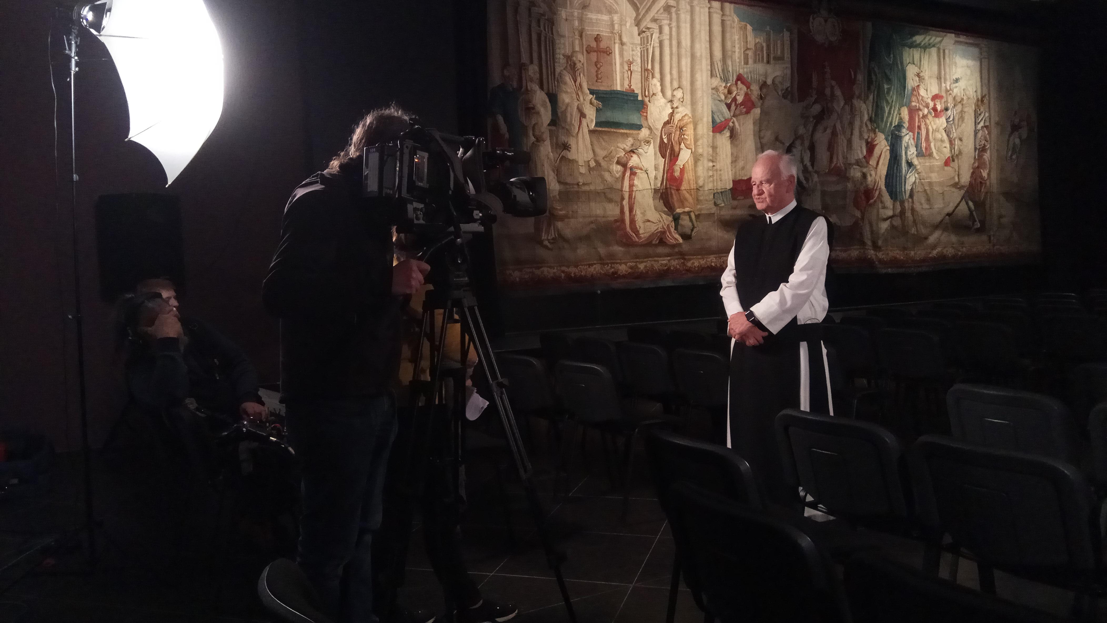 Jelenetfotó a Lángolj és világíts! című dokumentumfilmből (Fotó: Magyar Média Mecenatúra)