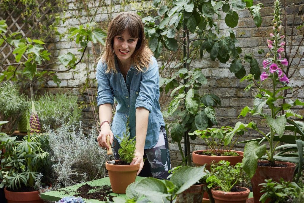 Alice Vincent szerint a kertészkedés terápiás hatású