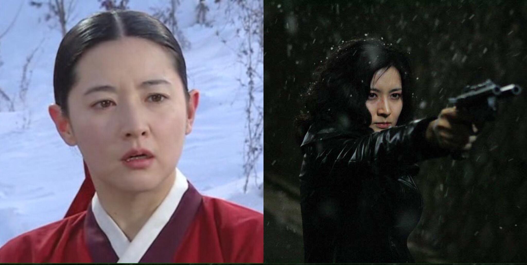 Lee Young-ae legsikeresebb szerepeiben