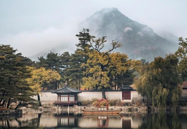 Korea bővelkedik lenyűgöző természeti kincsekben
