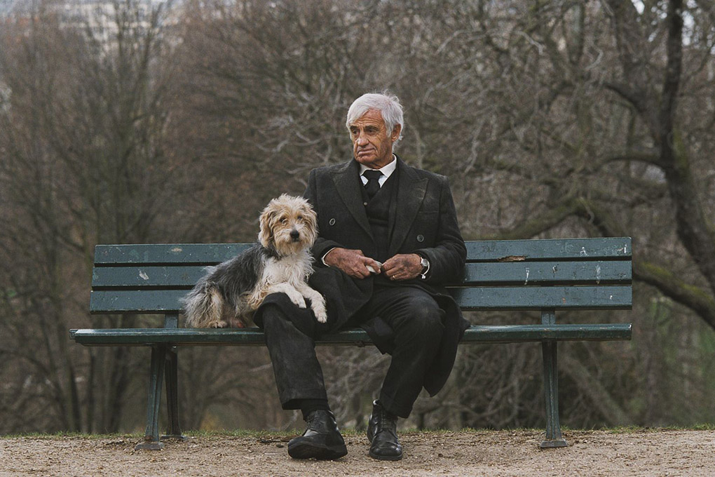 Jelenet az Egy ember és kutyája című filmből