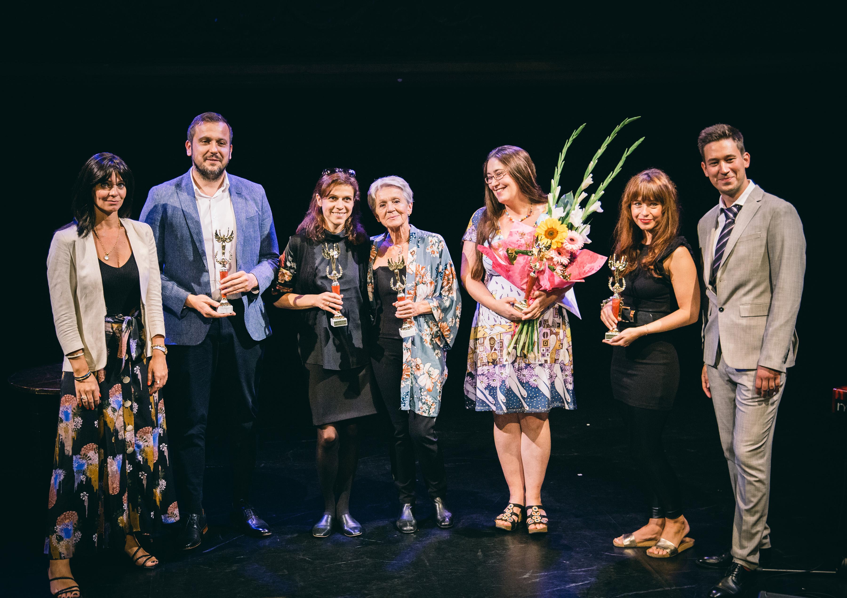 Fotó: Arany Medál-díj/Hatházi Tamás