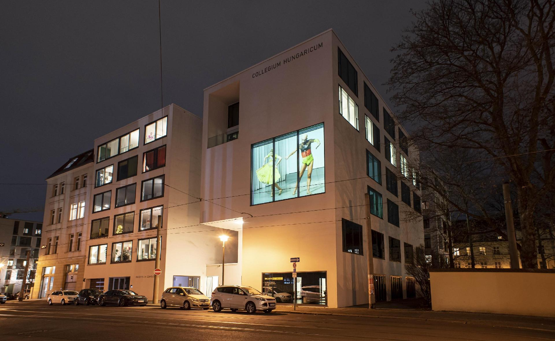 A CHB épülete – Fotó: Antal Barbara