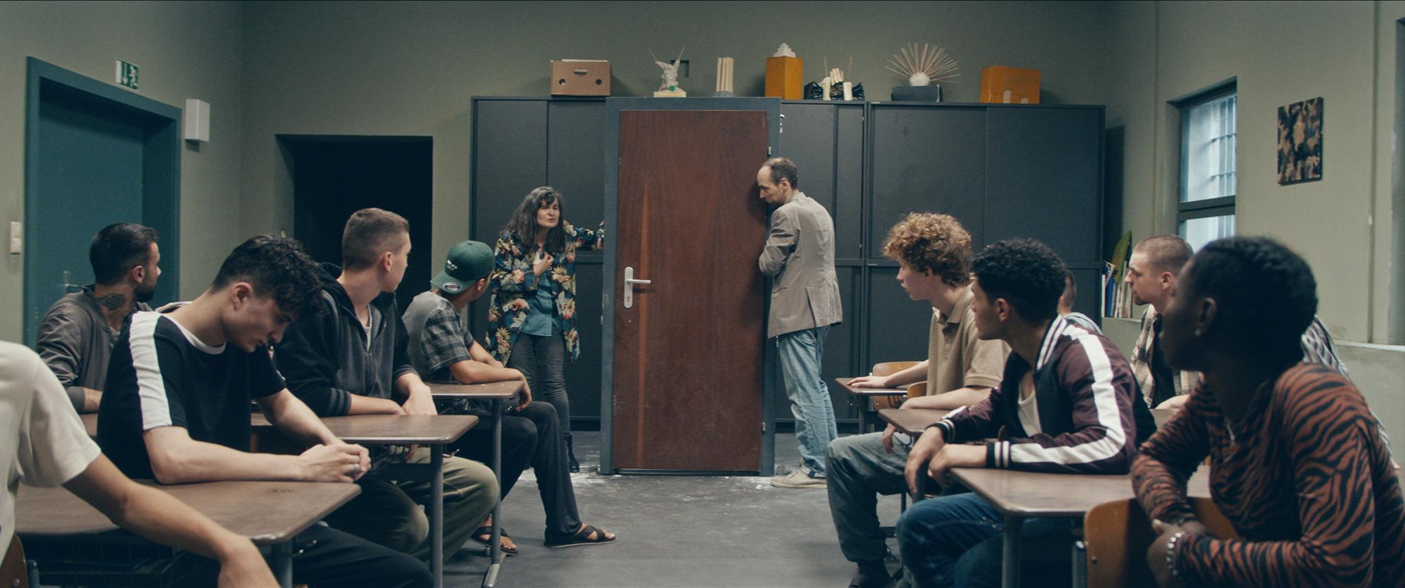 A tanár-Fuchs im Bau ©Golden Girls Film