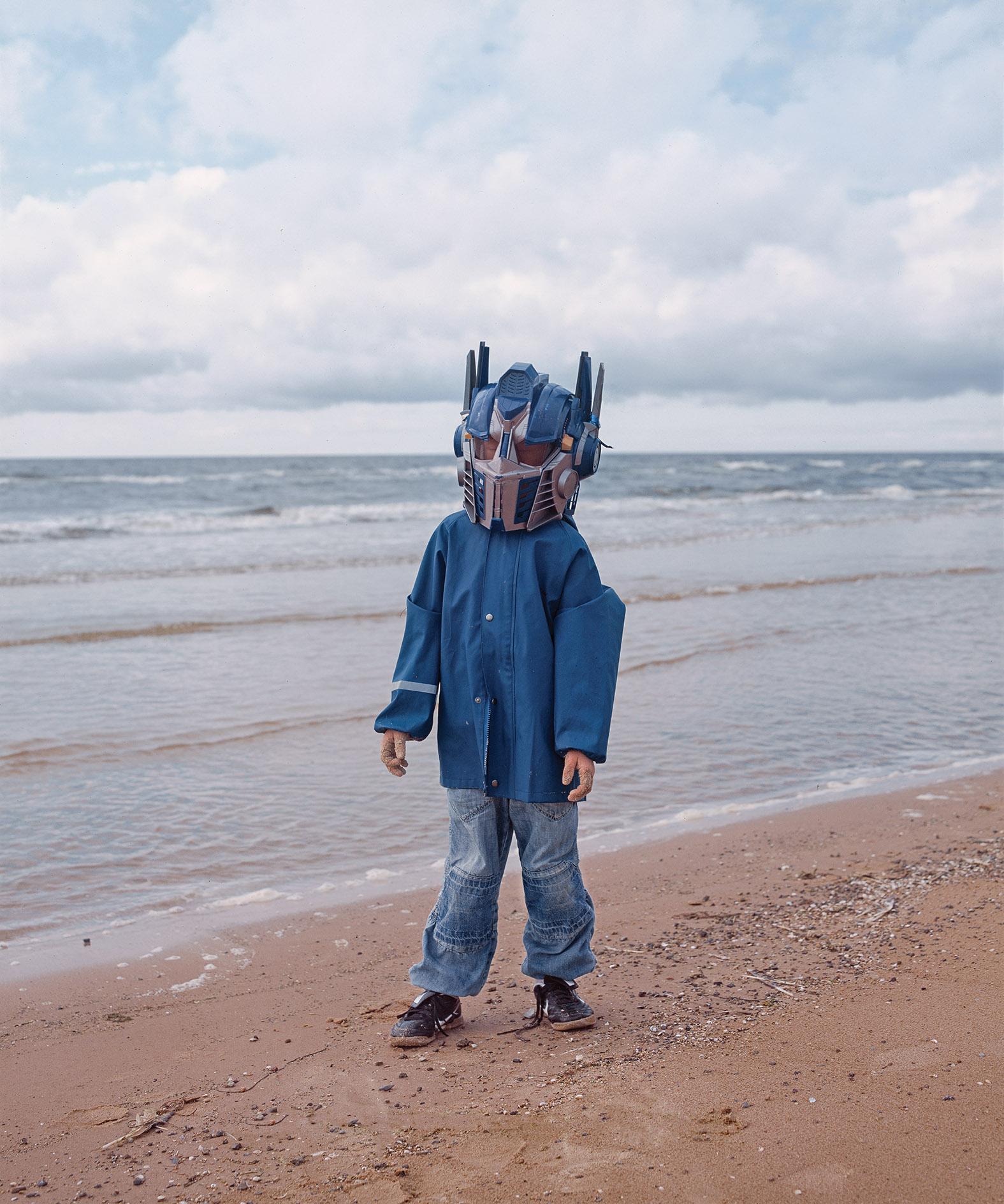 Kudász Gábor Arion: Optimus Prime at Saulkrasti