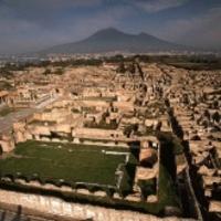 A megsemmisülés fenyegeti Pompejit
