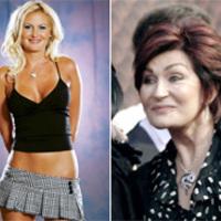 Sharon Osbourne megtépte a szőke modellt