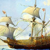 17. századi hajóroncsot tárnak fel Angliában
