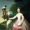 Az első színes bőrű brit arisztokraták