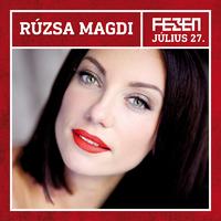 Ákos és Rúzsa Magdi a FEZEN-en - újabb nevekkel bővült a 2018-as lista