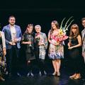 Hámori Ildikó, Gáspár Kata és Szabó T. Anna kapta az Arany Medál-díjat