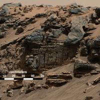Megfejtették a rejtélyes Mars-hegy titkát