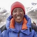 A szuperserpa tizenkilencedszer is megmássza a Mount Everestet