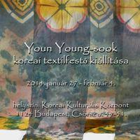 Textilfestés Koreából