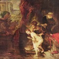 Belerajzoltak a Rembrandt-képbe