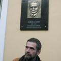 Emléktáblát kapott Kolozsváron a rejtve működő hős