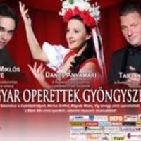 Magyar operett gyöngyszemei