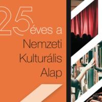 Egy kötetben az NKA 25 éve
