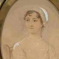 Elárverezték Jane Austen portréját
