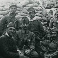 Magyar írók emlékei az I. világháborúról
