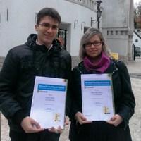 Magyar fiatalokat díjazott a Microsoft