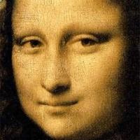Lerúgni a Louvre-ban Mona Lisa fejét