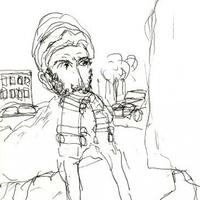 Szomáliából fenyegetik a svéd művészt
