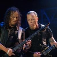 Budapesten lép fel a Metallica