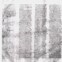 Digitalizálták a világ legrégibb Bibliáját