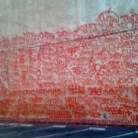 Graffiti helyett festményt kaptak az óvodások