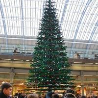 Budapesten a legnagyobb LEGO karácsonyfa