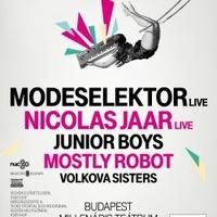 Electronic Beats Festival Budapest 2012
