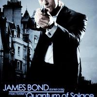 Tele van bakival az új James Bond- film
