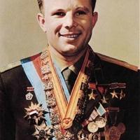 Legófejű Gagarin