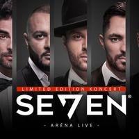 Magyarország hét sikeres énekese egy színpadon az Arénában