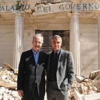 Filmforgatással segítene a sztár a földrengés sújtotta térségen