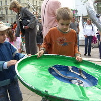 Összművészeti megmozdulás és hippi utánérzés Győrött